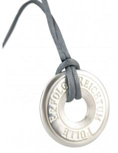 Feng-Shui lucky coin silver