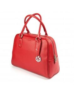 Handtasche mit Sicherheitscode