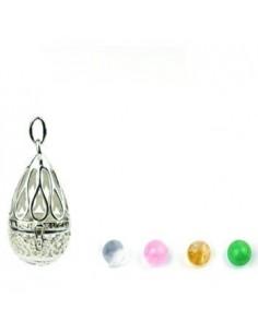 Großes Wunschkugel-Amulett...