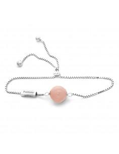 Fortuna Silver Bracelet