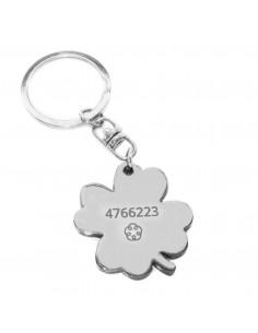 Keychain Lucky Clover