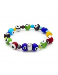 Schutz-Armband + Glücksklee...