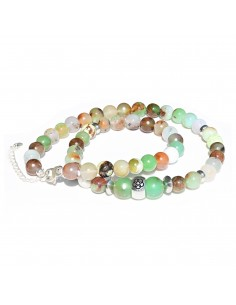 Clarity Energy Short Necklace